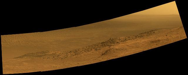 Wharton Ridge (Immagine NASA/JPL-Caltech/Cornell/Arizona State Univ.)