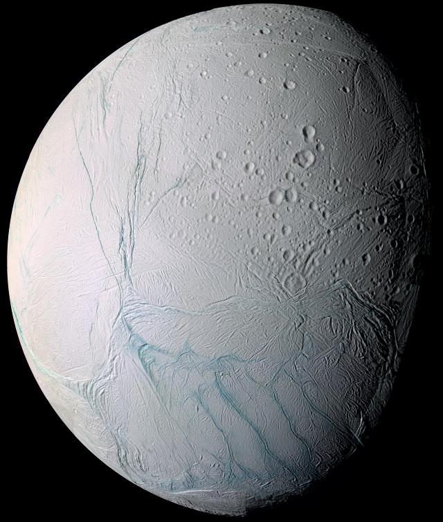 Encelado con vari