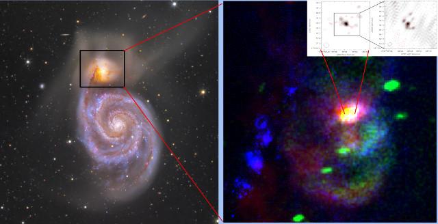 NGC 5194 ed NGC 5195