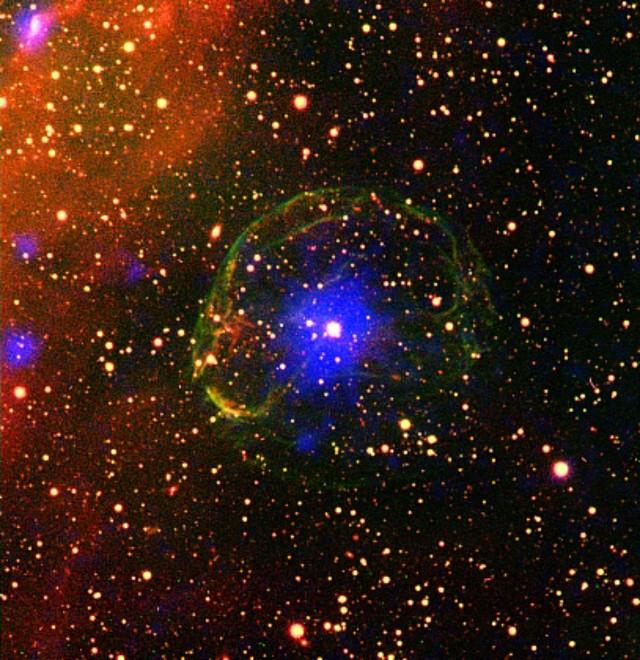 La pulsar SXP 1062