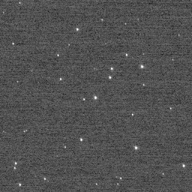 L'ammasso Pozzo dei Desideri (Immagine NASA/JHUAPL/SwRI)