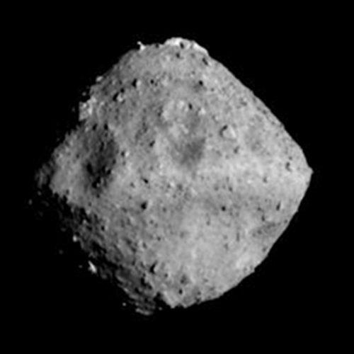 L'asteroide Ryugu
