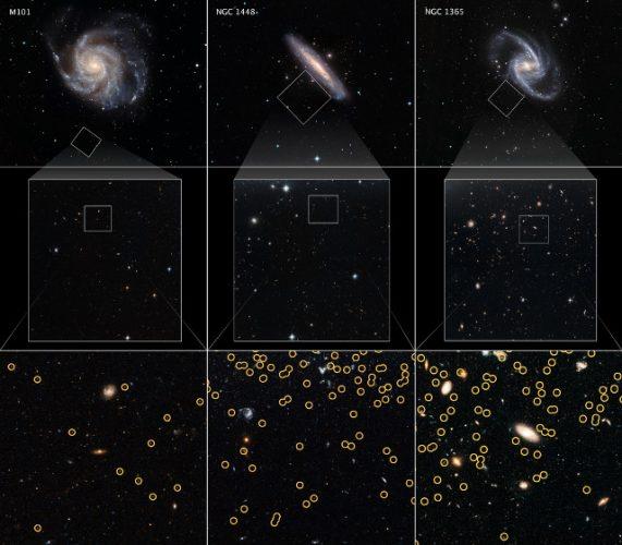 Usare giganti rosse per stimare la velocità di espansione dell'universo