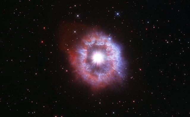 AG Carinae (Immagine NASA, ESA and STScI)