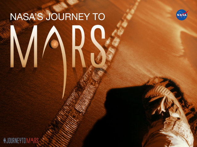 Journey To Mars (Immagine NASA)