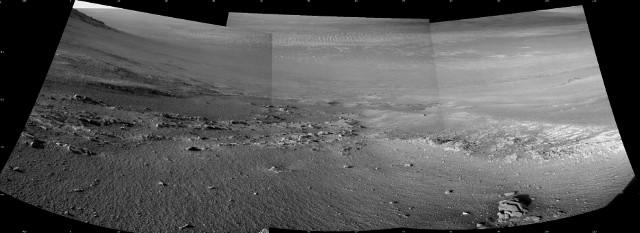 Una parte della Perseverance Valley (Immagine NASA/JPL-Caltech)