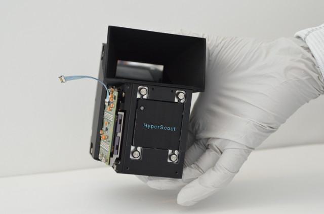HyperScout (Immagine cortesia cosine Research)