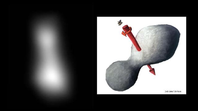 Confermato il successo del volo ravvicinato a Ultima Thule della sonda spaziale New Horizons