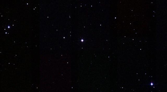 La stella GJ 1061 (Immagine cortesia Centre de Données astronomiques de Strasbourg / SIMBAD / SDSS)