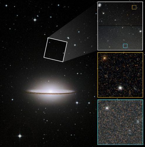 La Galassia Sombrero