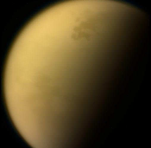 Titano (Immagine NASA/JPL-Caltech/Space Science Institute)