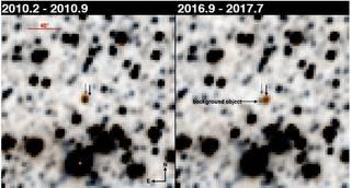 La nana bruna WISEA J181006.18-101000.5